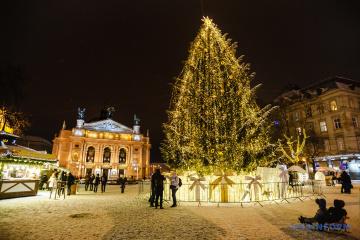 Oblast Lwiw erwartet rund 300.000 Touristen zu Weihnachten und Silvester