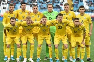 Ucrania termina el año en el puesto 24 del ranking de la FIFA