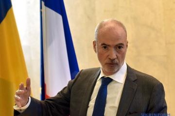 Botschafter: Frankreich setzt in der Ukraine eine Reihe von Projekten im Wert von 1,5 Mrd. EUR um