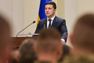 Zelensky: $2.9 bln compensation from Gazprom is another victory of Ukraine