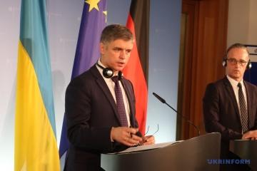 Prystaiko habla con Maas del accidente del vuelo PS 752 de la UIA y del proceso de Minsk