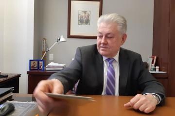 Yelchenko: Ucrania abrirá un Consulado General en Houston