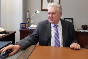 Yelchenko à la tête de la mission diplomatique ukrainienne aux États-Unis