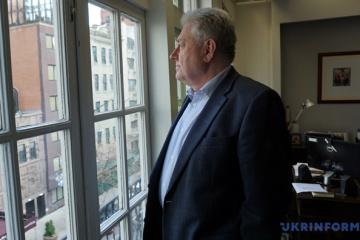 Embajador: Ucrania continúa las negociaciones sobre el suministro de vacunas contra la COVID-19 desde EE.UU.