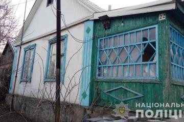 Ocupantes disparan contra Zolote-4, las casas están dañadas