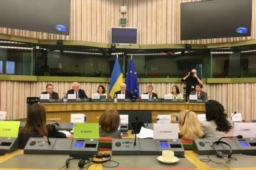 EU-Ukraine Parliamentary Association Committee adopts final statement