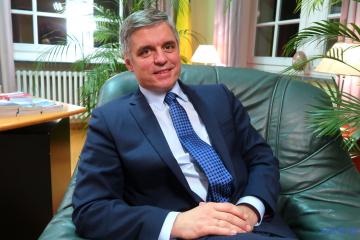 """Prystaiko: Ucrania continuará trabajando para realizar un intercambio de """"todos por todos"""""""