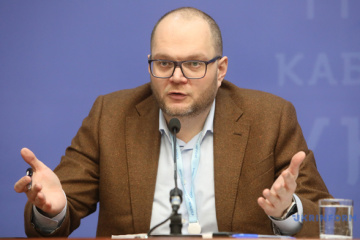 Ministry of Culture reviewing program for financing Ukrainian Book Institute