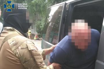 武装集団「LPR」工作員リーダーに対し、9年間の懲役刑判決