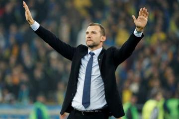 Shevchenko, el más joven entre los entrenadores de la Eurocopa 2020