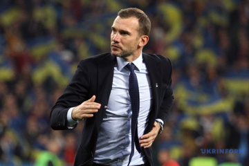 Andriy Chevtchenko : L'Ukraine a réussi à renforcer son équipe pour le Mondial 2022