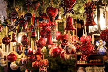 Ukraine increases exports of Christmas tree decorations