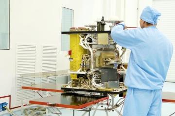 """Ukraina testuje kosmiczny aparat do teledetekcji Ziemi """"Sicz-2-1"""""""