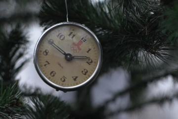 Ukraine switches to winter time