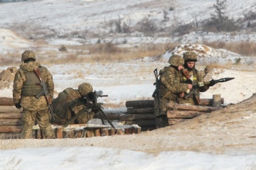 Ukraine's Armed Forces to train about eight thousand NCOs next year