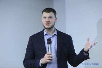 Krykliy: Ucrania y la OMI mantienen un diálogo constante