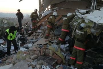 プリスタイコ外相、カザフスタンでの航空機墜落事故に被害者遺族に哀悼表明