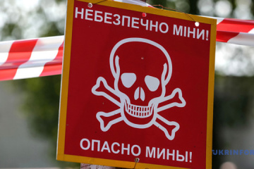 Deputy Commander of JFO: Mine clearance in Donbas will last for decades