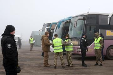 L'échange de prisonniers a commencé dans le Donbass