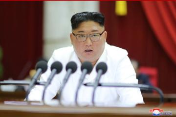 У курортному місті КНДР помітили потяг Кім Чен Ина з супутника - ЗМІ