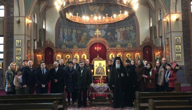 У Сеулі відслужили панахиду за загиблими під час Голодомору в Україні