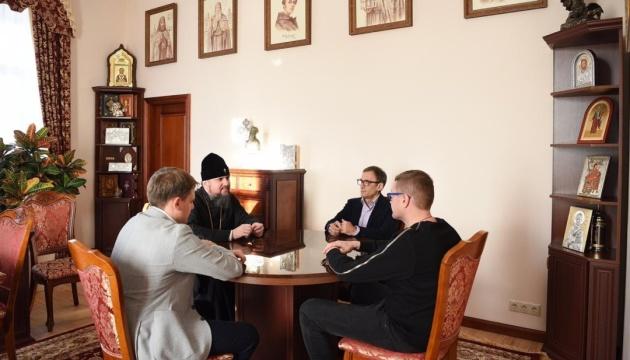 Епіфаній зустрівся з головою СБУ - говорили про міжконфесійні відносини, Донбас і Крим