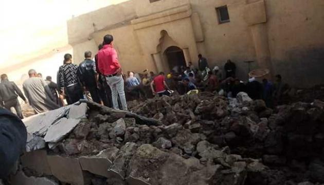 В Египте обрушилась церковь, есть погибшие