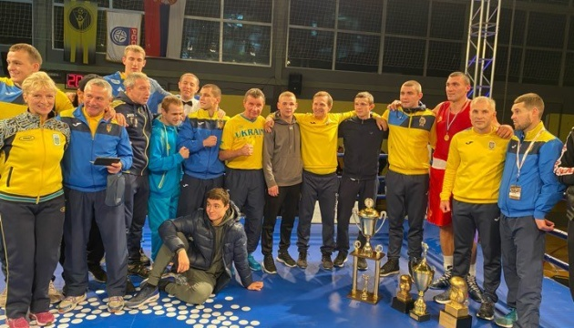 Збірна України з боксу перемогла на турнірі в Сербії