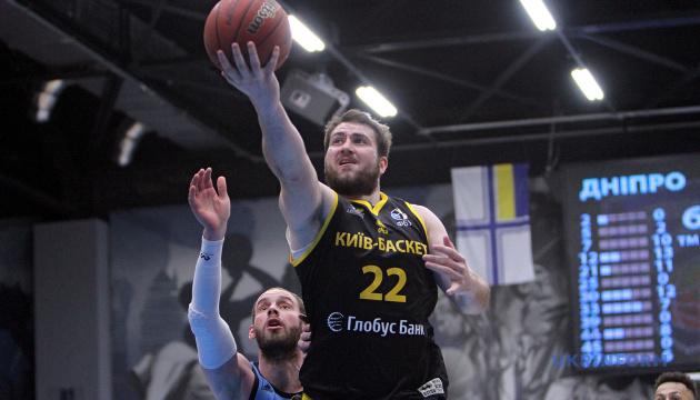 Суперлига: «Киев-Баскет» и «Будивельнык» одержали победы