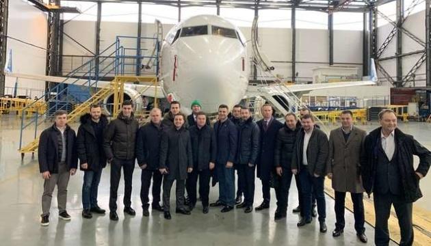 """Комітет Ради провів виїзне засідання в аеропорту """"Бориспіль"""""""