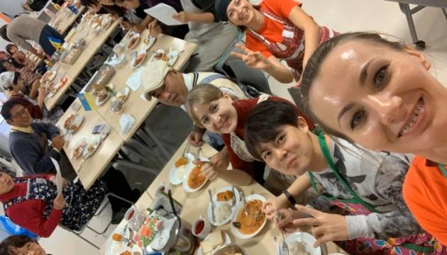 名古屋でウクライナ料理教室開催