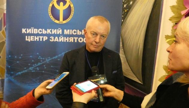 У Києві цьогоріч працевлаштували понад 350 осіб з інвалідністю