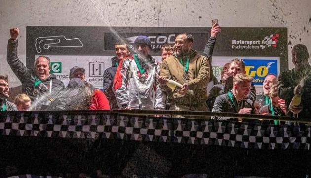 Українці перемогли на міжнародних перегонах електрокарів у Німеччині