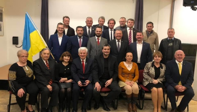 В СКУ привітали нового голову Європейського конґресу українців