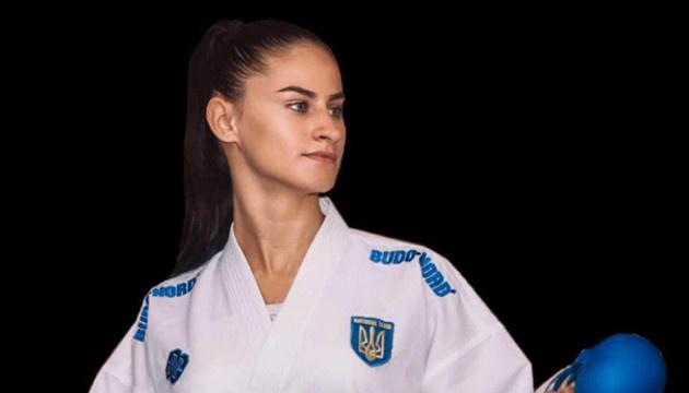 """Галина Мельник виграла """"бронзу"""" на турнірі з карате у Мадриді"""