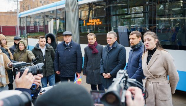У Вінниці в громадському транспорт запрацював електронний квиток