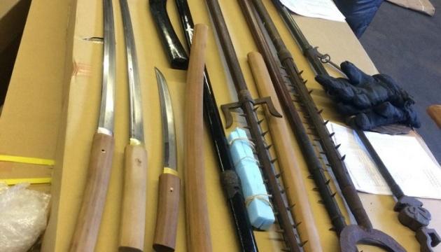 保安庁、日本の骨董品のウクライナへの密輸を摘発