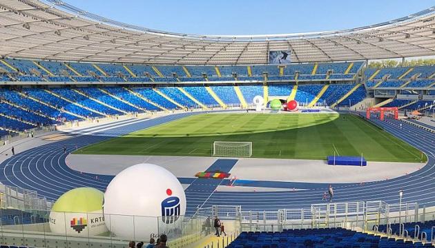 Футболісти збірної України проведуть спаринг із Польщею в Хожуві