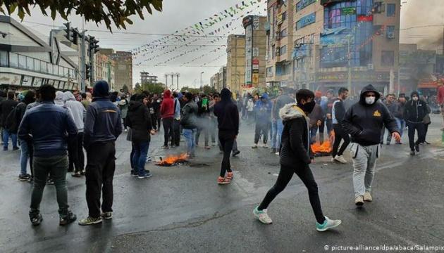 Протести в Ірані забрали щонайменше 208 життів за місяць
