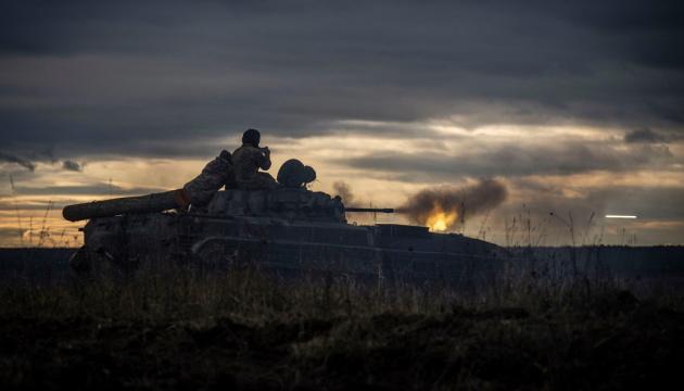 Окупанти чотири рази обстріляли позиції Об'єднаних сил, втрат немає
