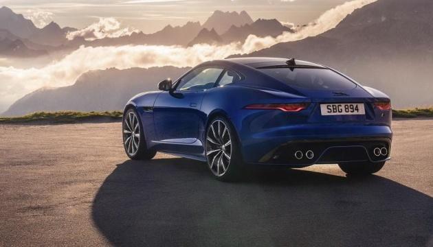 Jaguar представил новый спорткар