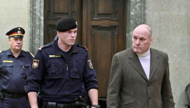 У Відні засудили до 5 років тюрми олімпійського чемпіона Зайзенбахера