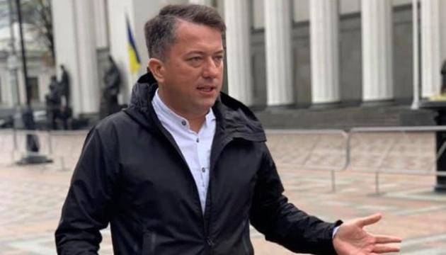 """Соломчук - больше не заместитель председателя фракции """"Слуга народа"""""""
