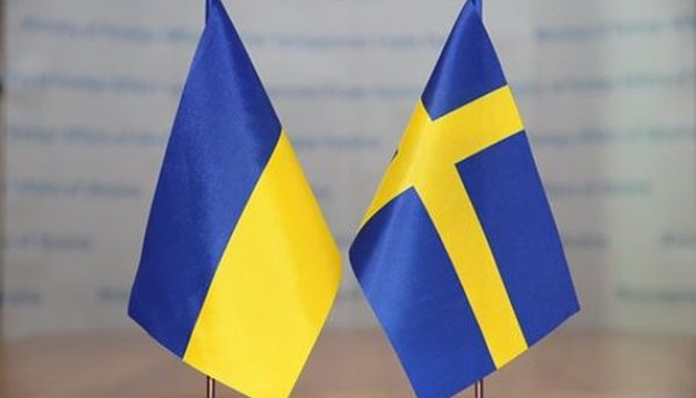 Ukrainian president to meet with Swedish prime minister tomorrow