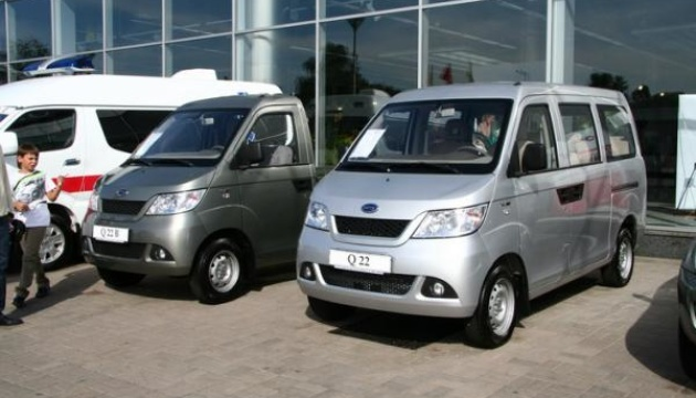 Продаж нових комерційних авто в Україні цьогоріч знизився на 6%