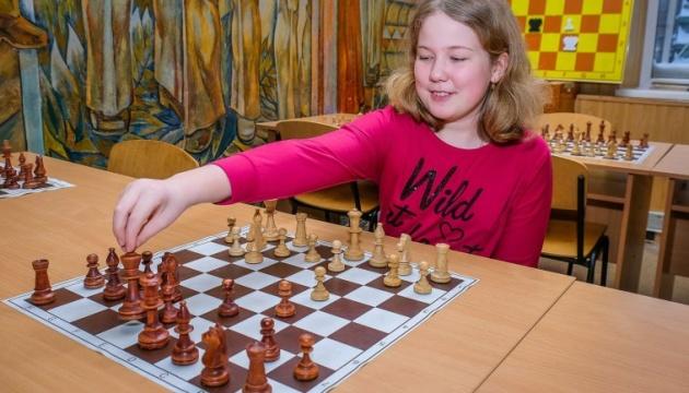 Українка без поразок виграла шаховий чемпіонат Європи з бліцу