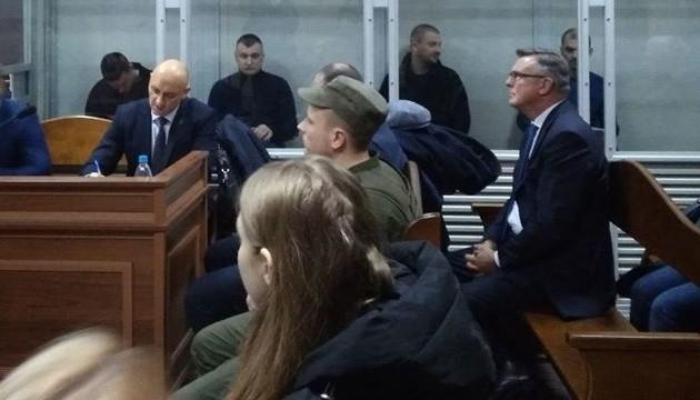 Розстріли на Інститутській: суд допитав ексглаву МЗС Кожару
