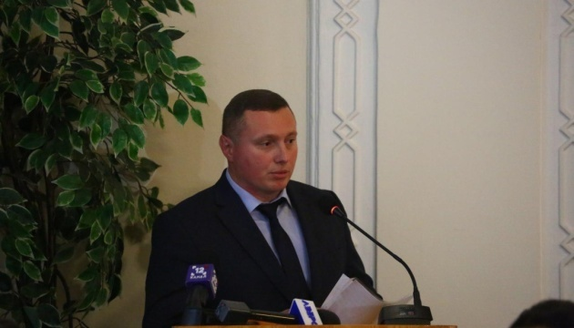 Trofimov introduces new head of Volyn Regional State Administration