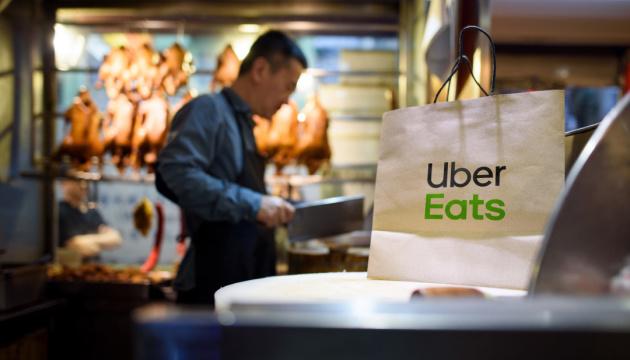 """Uber Eats назвал ТОП-3 самых любимых """"интернет-блюд"""" украинцев"""
