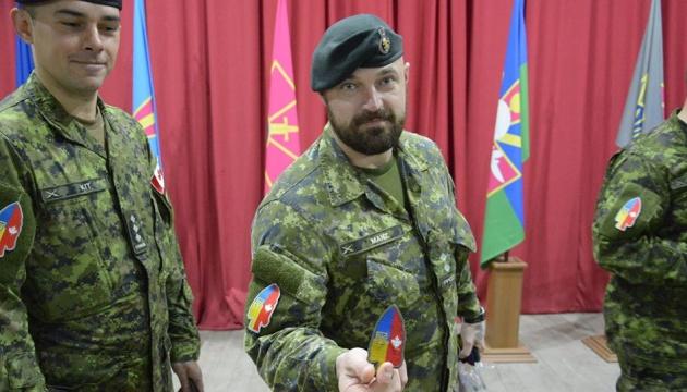 Близько сотні українських військових пройшли підготовку за програмою Orbital